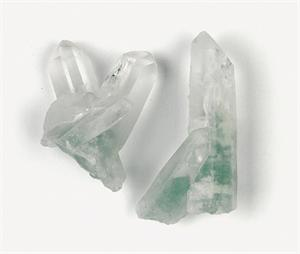 DevaQuartz Green Phantom Crystals