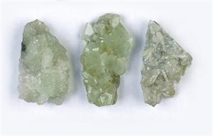 Green Datolite Crystals