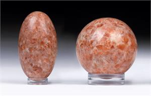 Sunstone Polished Shapes