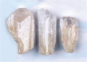 Fine Old Danburite Crystals