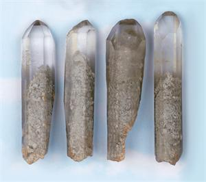 Sand Quartz Phantom Crystals