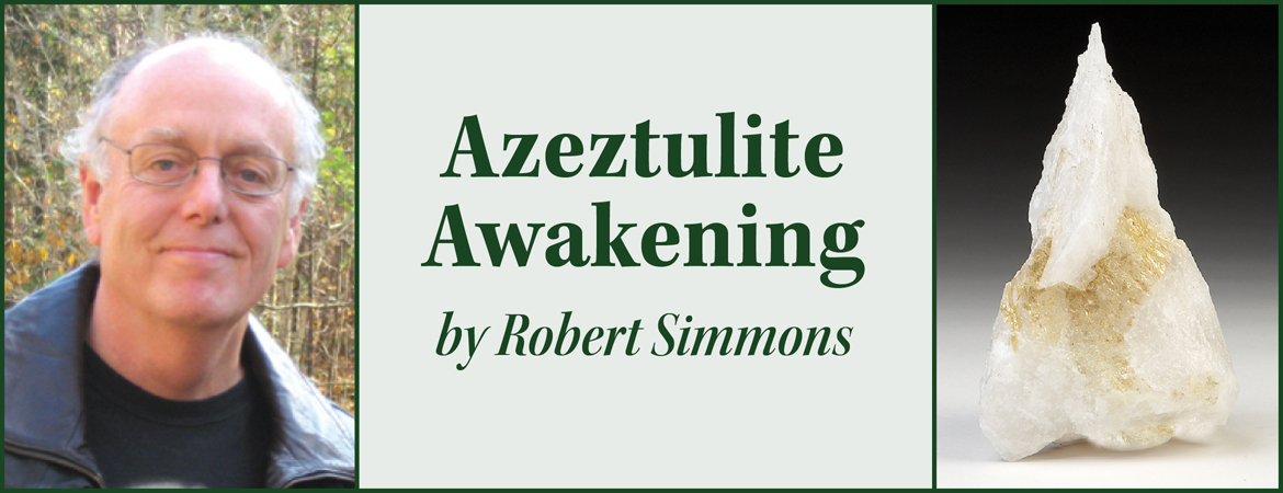 Azeztulite Awakening By Robert Simmons