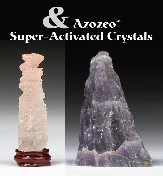 Azozeo Super-Activated Crystals