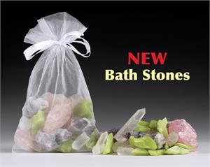 Heaven & Earth Bath Stones