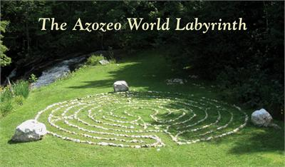The Azozeo Azeztulite World Labyrinth