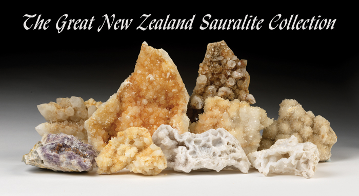 Great New Zealand Sauralite Collection