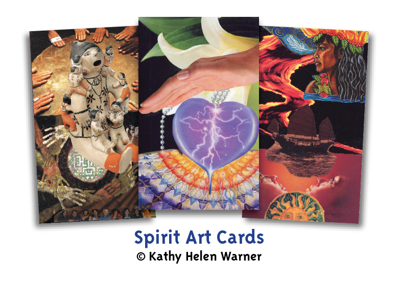 Spirit Art Cards