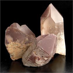 Lithium-Quartz-Crystals