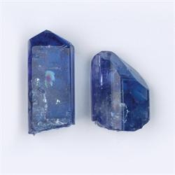 Tanzanite-Crystals