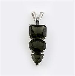 Moldavite-Faceted-Jewelry