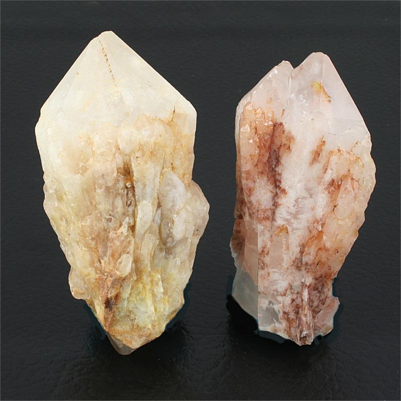 Madagascar Celestial Quartz Natural Terminated Crystals
