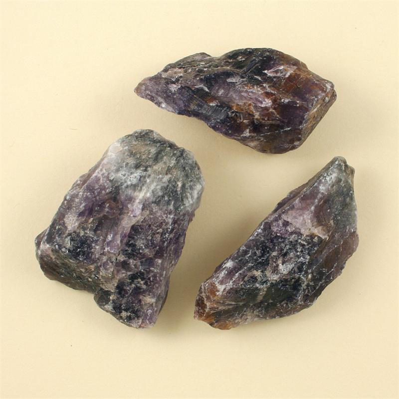 Purple Angeline Raw Stones