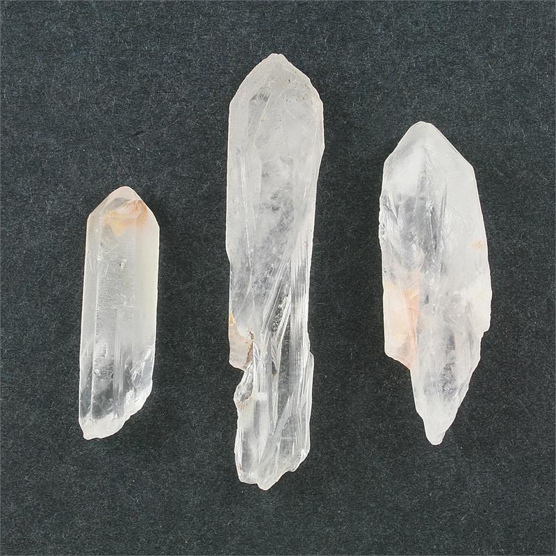 Magnifier Quartz Natural Crystals