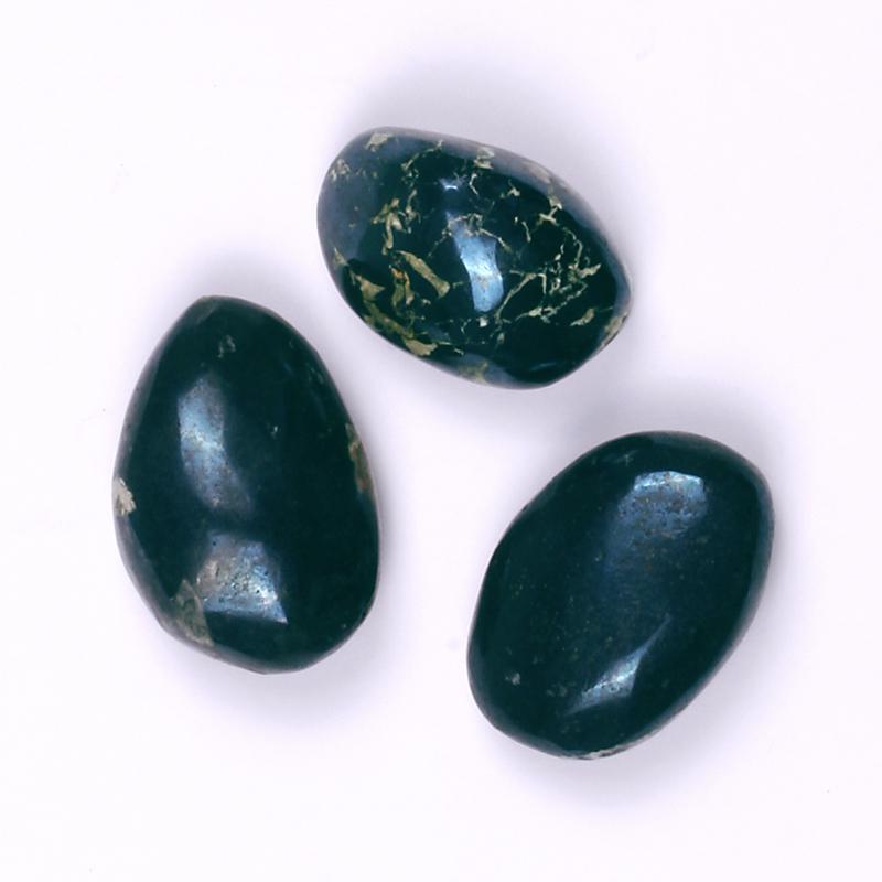 covellite tumbled polished gemstones