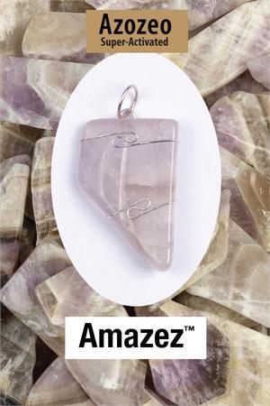 Amazez Wire Wrap Pendant
