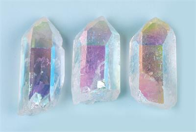 Angel Aura Quartz Points