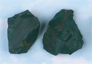 Bloodstone Raw Pieces