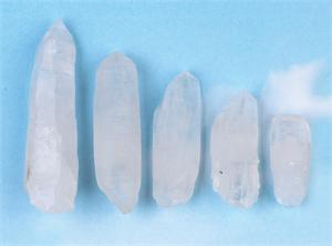 Sauralite Azeztulite Points