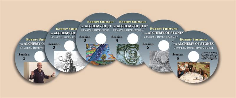 The Alchemy of Stones DVD set