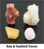 Heaven and Earth Metaphysical Crystals, Minerals and