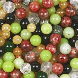 Single Gemstone Beads