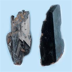 Vivianite-Crystals
