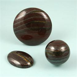 Tiger-Iron-Gemstone-Shapes