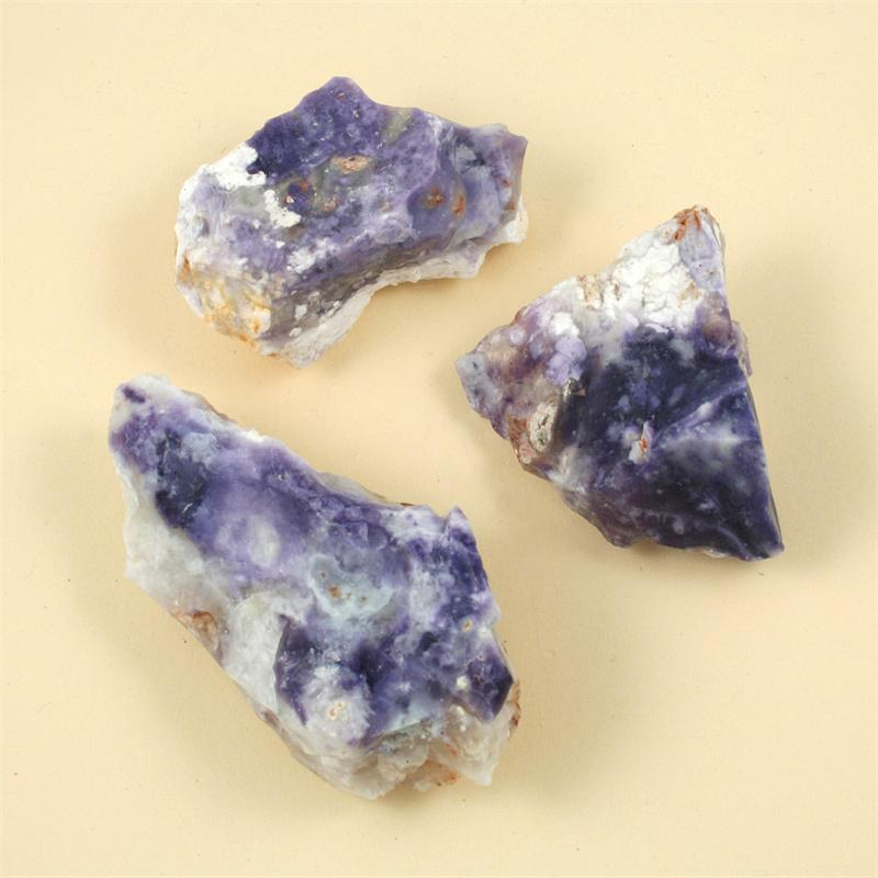 Opal (Violet Flame™) Raw Stones