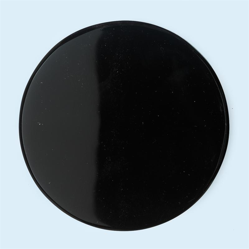 Black Obsidian Polished Quot Scrying Mirrors Quot
